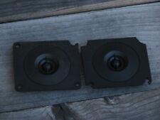 "Baby Advent III Speaker/Tweeter Set of 2 Vintage Works 099-20447 Mylar Dome 1/2"""
