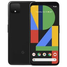 Google Pixel 4 G020I Carrier Locked / Unlocked 64GB / 128GB 6GB RAM 4G LTE Phone