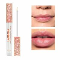 LANBENA Pink Lip Serum Moisturizing Lightening Lips Plumper enhance increas U8P9