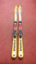 Volkl 163cm Vertigo G3 Skis with Marker Bindings