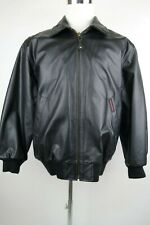 Winchester Leather Bomber Jacket Men Size Medium Quilted Lining