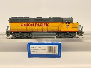 HO Bachmann Union Pacific UP GP40 unnumbered with DCC