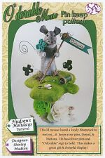 O'DORABLE MOUSE PIN CUSHION SEWING PATTERN, from Hudson's Holiday Designs, *NEW*