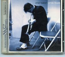 Chet Baker Blanco Blues Camden Jazz Masters CD Reino Unido Irlanda 1996