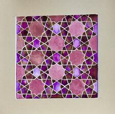 Original Traditional Geometry Art-Pattern-Decorative-Gift Idea- G31