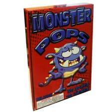 Monster Pops  1 sleeve 30 boxes each containing 20 = 600 snaps