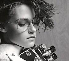 CHANEL Metal Frame Sunglasses for Women
