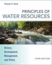 Principles of Water Resources (US HARDCOVER STUDENT 3/E; ISBN-13: 9780470136317)