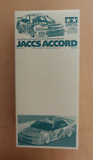 RC Tamiya 50733 Body Part Set Honda Accord JACCS 1997 NEU NIB