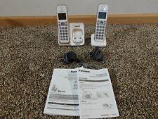 Panasonic Kx-Tgd560 Link2cell Cordless Phone (2 Handsets)