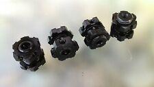 SLOP STOP Hex Hub 17mm for Traxxas Summit E-Revo E-Maxx Ultimate HMH Black