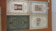 1916 MENTOR LOT (16) MAGAZINES they all contain 6 plates EACH