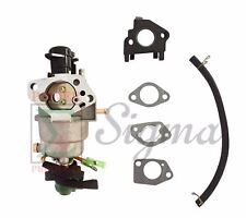 Carburetor For Generac Chongqing Loncin G390F 0056231 6500 8000 Watt Generator