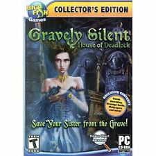 Grevely Silent: House of Deadlock (PC Games) - NEW - FREE SHIPPING