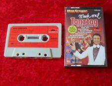 MC Max Greger - Mach mal Tanztag - Musikkassette Cassette
