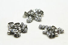 10  pairs Butterfly Earring Backs Stops Stoppers