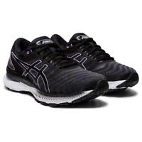 ASICS Woman GEL NIMBUS 22 Scarpe Donna Running Neutral BLACK LILAC 1012A587 004