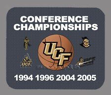 UCF Knights Championship Basketball Banner Mouse Pad Item#3692