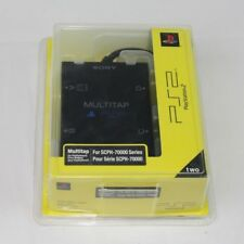 Genuine Sony PS2 Playstation 2 Multitap Controller SCPH-70120 4 player adapter
