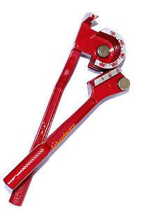 """HD Tube Bender Pipe bender 3 IN 1 Curving Plier 180° Pipe Bender 1/4"""".3/8"""".5/16"""""""