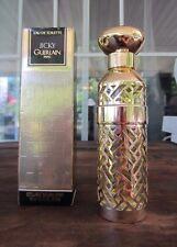 Vintage 1982 Jicky Guerlain NOS Refillable 3.1 fl oz EDT Perfume Spray w/ Box