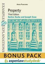 Property : Examples and Explanations Third Edition