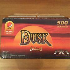 Dusk By Diablo Draxxus Paintballs 500 Ruby Pearl White Fill