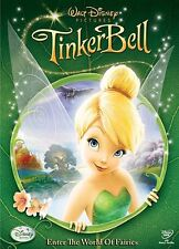 Walt Disney's - Tinker Bell (DVD, 2008)