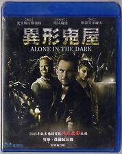 Alone in the dark  (2005) TAIWAN BLU RAY ENGLISH