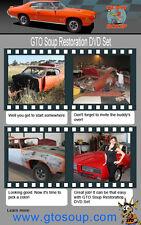 GTO DIY Restoration DVD Set