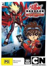 Bakugan - New Vestoria : Collection 4 (DVD, 2011, 2-Disc Set)- Region 4