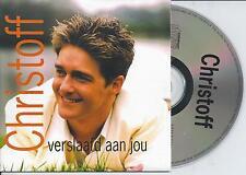 CHRISTOFF - Verslaafd aan jou CD SINGLE 2TR CARDSLEEVE 1999 BELGIUM