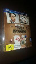 To Kill a Mockingbird (Blu-ray Disc, 1962, Anniversary Edition)