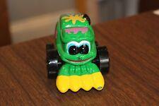 "Diecast John Deere Combine Eyes 3.5"" Long Toddler Baby Toy ERTL Green"