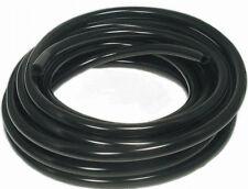 """Black PVC Fuel Line 1/4"""" ID x 3/8"""" OD x 10' Roll, Oil Resistant"""