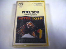 Peter TOSH - Captured Live - Music Cass. Germany