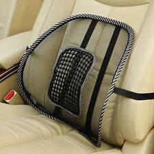 Hot Back Lumbar Comfort Mesh Cushion Support Car Seat Office Chair Cushion Pad