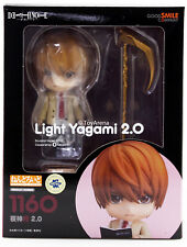 Nendoroid #1160 Light Yagami 2.0 Death Note USA SELLER AUTHENTIC GSC DEATHNOTE