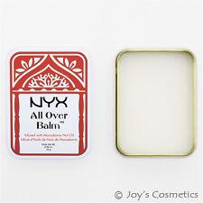 "1 NYX Alle über Körper Balsam "" Aob 03 - Macadamia Nuß Öl "" Joy's Kosmetik"