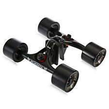Puente 2pcs / Set Skateboard Truck with Skate Wheel Riser Abec - 9 Bearing Bolt