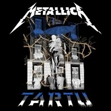 METALLICA / World Wired Tour / Raadi Airfield, Tartu, ESTONIA - July 18, 2019