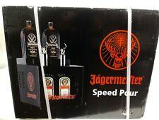 Brand New Jagermeister Speed Pour Tap Shot Machine 2 Bottle Dispenser