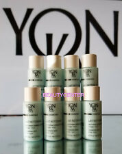 Yonka Essentials Lait Nettoyant Face & Eyes 8 Samples Tubes 8x 8ml/0.27oz