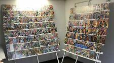 Fantastic Four Marvel 244 Lot Comic Book Comics Set Run Collection Box
