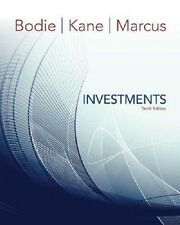 Investments 10th edition by Bodie, Kane and Marcus