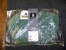 "Mascot Marburg Fleece Jacket Green/Black EU Size S Chest Size 36"" 15603-259-0309"