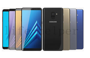 Android Samsung Galaxy A8 (2018) Duos A530F/DS with Dual-SIM 4GB 32GB ROM Phone