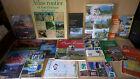 lot de livres plan carte voyage france tourisme