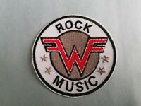 Weezer Sew or Iron On Patch