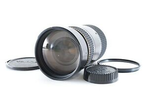 Tokina AT-X 80-400mm f/4.5-5.6 AF Zoom Lens for Nikon F From JAPAN【Near Mint】827